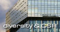 Diversity & CSR